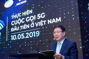 Chủ tịch Viettel: 'Việt Nam đã ghi tên vào những quốc gia thử nghiệm 5G sớm nhất thế giới'