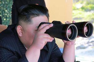 Ông Kim Jong-un lệnh diễn tập tấn công tầm xa