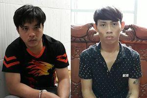 Bình Dương: Ập vào nhà bắt 2 người nghiện giấu ma túy