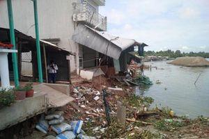 Cần Thơ kiến nghị chi 223 tỉ cho kè chống sạt lở sông Ô Môn