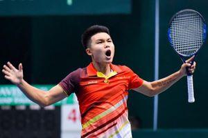 Dàn VĐV nổi bật tranh tài tại giải quần vợt vô địch đồng đội quốc gia