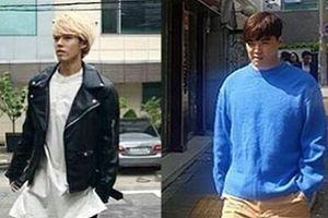 Nam nghệ sĩ Hàn tăng 18 kg sau khi hẹn hò
