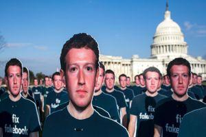 Ý tưởng 'cắt xẻ Facebook' được ủng hộ mạnh mẽ