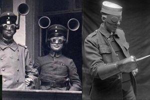 Những vũ khí kỳ lạ được sử dụng trong Thế chiến I