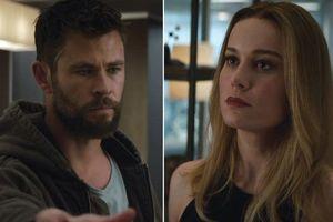 Thor và Captain Marvel cùng 7 màn kết hợp đáng mong đợi sau 'Endgame'