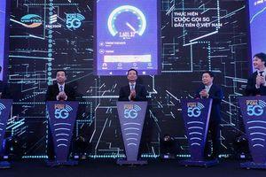 Thử nghiệm thành công cuộc gọi 5G đầu tiên tại Việt Nam