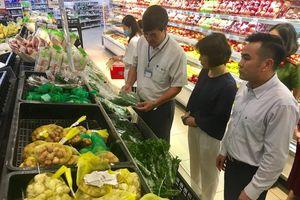 Quận Tây Hồ: Tỷ lệ xử phạt vi phạm an toàn thực phẩm đạt 13,6%