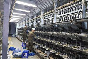 PVTEX mở rộng thêm 2 dây chuyền sản xuất