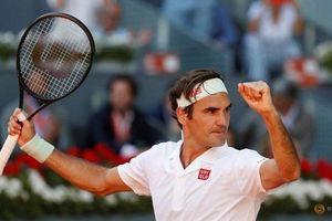 'Bộ ba quyền lực' giành vé vào tứ kết Madrid Open