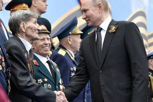 Ngày chiến thắng giúp nước Nga đoàn kết hơn