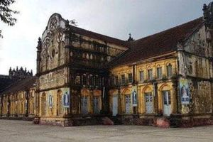 Tạm hoãn hạ giải nhà thờ chính tòa Bùi Chu