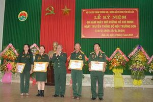Hội Truyền thống Trường Sơn tỉnh Đắk Lắk kỷ niệm 60 năm Ngày mở đường Trường Sơn