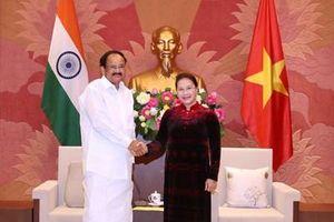 Quan hệ hợp tác nghị viện Ấn Độ-Việt Nam phát triển tốt đẹp