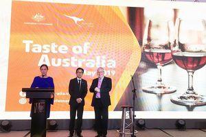 Đêm Gala Hương vị Australia tại TPHCM