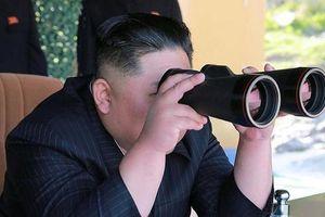 Triều Tiên đang chuẩn bị cho một cuộc diễn tập tấn công tầm xa?