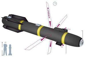 Mỹ triển khai tên lửa bí mật sở hữu 6 lưỡi dao thép nhằm tiêu diệt khủng bố