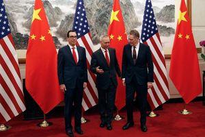 Mỹ, Trung Quốc tiếp tục đàm phán trong 90 phút trước khi mức thuế quan mới có hiệu lực