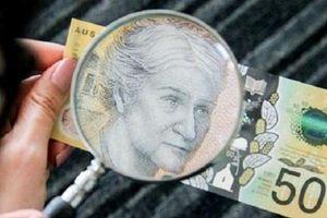 Úc: In xong 46 triệu tờ tiền 50 AUD mới biết bị sai chính tả
