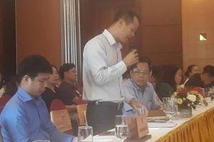 Chủ tịch UBND tỉnh Thừa Thiên Huế lắng nghe ý kiến từ doanh nghiệp