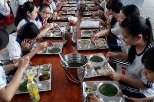Phát hiện động vật gây hại ở khu vực chế biến thức ăn trong trường học