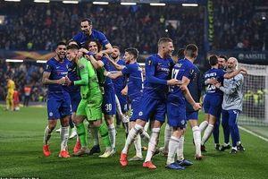 Chelsea vào chung kết Europa League sau loạt 'đấu súng' nghẹt thở