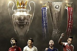 Bóng đá Anh lập kỷ lục ấn tượng tại cúp châu Âu