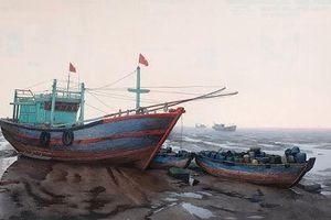 Khai mạc Triển lãm đầu tiên của nhóm 36+ tại Hà Nội