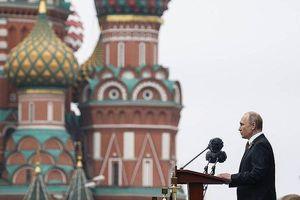 Tổng thống Putin: Những bài học vệ quốc vẫn nóng tính thời sự