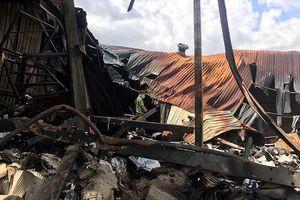 Chủ tịch TP.HCM: Giao công an điều tra vụ cháy kho hồ sơ trợ giá xe buýt