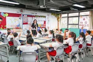 'Hết hơi' nhìn học phí trường con nhà 'siêu giàu' ở Sài Gòn