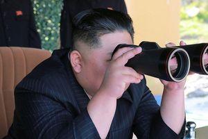 Triều Tiên chuẩn bị diễn tập bằng tên lửa tầm xa?