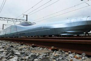 Nhật giới thiệu tàu cao tốc 360km/giờ – tốc độ nhanh nhất thế giới