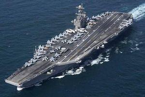 Chuyên gia Mỹ nói Iran thừa sức đánh chìm đội tàu sân bay Mỹ ở Trung Đông