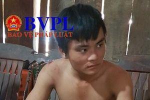 Chân dung nghi phạm sát hại người phụ nữ ở Điện Biên