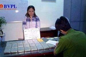Hot girl dùng 'chiêu độc' vận chuyển 22 bánh ma túy từ Lào về Việt Nam