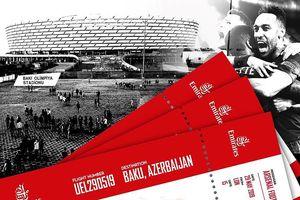 Valencia 2-4 Arsenal: Pháo thủ đặt vé tới Baku