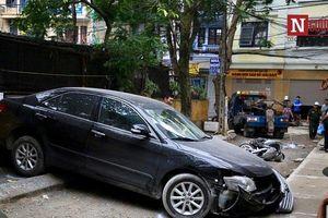 Phụ nữ lái xe và những vụ tai nạn kinh hoàng