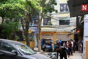 Xác định danh tính chủ nhân chiếc xe lùi khiến một người chết ở Hà Nội