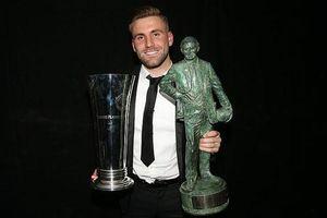 Bất ngờ với giải Cầu thủ xuất sắc nhất M.U