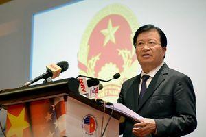 Việt Nam mong muốn thúc đẩy hơn nữa quan hệ với Hoa Kỳ