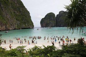 Thái Lan tiếp tục đóng cửa vịnh Maya thêm 2 năm