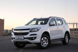 Chevrolet Trailblazer giảm giá gần 100 triệu đồng