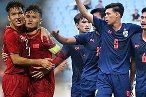 Người Thái 'ngời ngời tự tin' trước trận so tài với Việt Nam tại King's Cup 2019