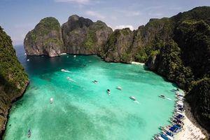 Thái Lan: 'vịnh thiên đường' tiếp tục đóng cửa để tái tạo hệ sinh thái