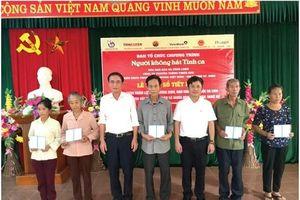 'Người không hát tình ca': Tri ân những người lính Trường Sơn