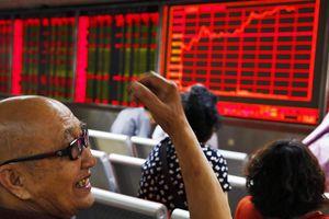 Chứng khoán Trung Quốc tăng 'rực rỡ', bất chấp Mỹ tăng thuế quan