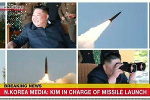 Triều Tiên diễn tập tấn công tầm xa