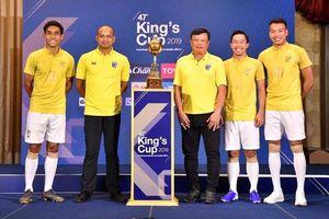 Bóng đá Thái Lan nóng lòng tranh tài tại King's Cup 2019