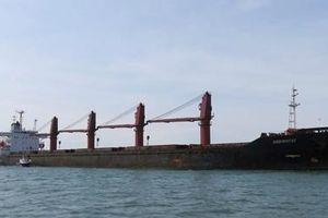 Mỹ bắt tàu Triều Tiên bị cáo buộc vi phạm lệnh trừng phạt