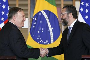Ngoại trưởng Mỹ điện đàm với người đồng cấp Brazil về vấn đề Venezuela